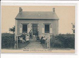 BANTARD, Par St-Sulpice-les-Feuilles : Couples De Chasseurs - Très Bon état - France