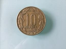 10 FRANCS 1969 - Cameroon