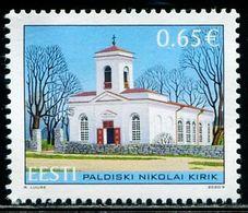 XB0951 Estonia 2020 Nicholas Church Building 1V - Estland