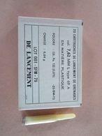 Boîte De 20 Cartouches En Plastique Cal 7,62 Mm - Equipement