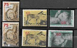 Nederland - 1988 - Yv.1309/1311 - Mi.1253/1255 - **  En O - Zomerzegels - - Periodo 1980 - ... (Beatrix)