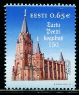 XB0953 Estonia 2019 St. Peter's Basilica 1V - Estland