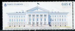 XB0959 Estonia 2019 National University Flag, Etc. 1V - Estland