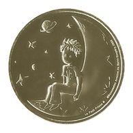 Monnaie De Paris , 2020 , Paris , Le Petit Prince Assis Sur La Lune - Monnaie De Paris