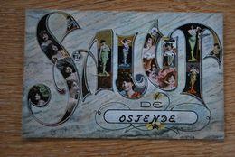 3061/Salut De OSTENDE (écrite Vers GENT) 1919 - Oostende