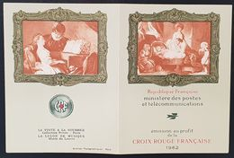 Carnet Croix Rouge De 1962  Neuf ** à 18% De La Cote, Etat TTB. - Carnets