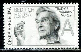 XB0961 Czech 2020 Stamp Sculptor 1V - Estland