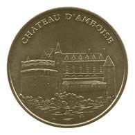 Monnaie De Paris , 2020 , Amboise , Château , Vue D'ensemble - Monnaie De Paris