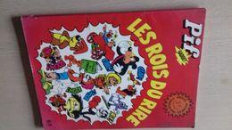 SC Pif Gadget Le Rois Du Rire 1976 - Bücher, Zeitschriften, Comics