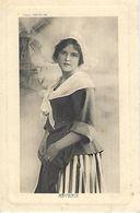 CPA Jeune Femme Rêverie - Collection Photographe No 1854 (non Circulée) - Philosophie & Pensées
