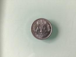 1 FRANC 1958 - Madagascar
