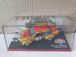 FIAT 131 ABARTH M.MOUTON - A.ARRII 1980 - Ixo