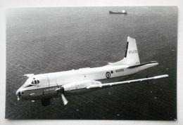 Photo BREGUET ATLANTIQUE ATL2 N° 02 - 1984 Prototype En Vol Avion Reconnaissance Haute Mer & Lutte Anti-sous-marine - Matériel