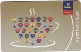 Geschenkkarte  Tchibo  Gift - Tarjetas De Regalo