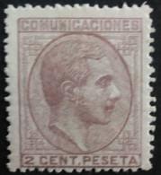 España: Año. 1878 - ( Rey Alfonso II ) - Nuevos
