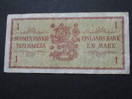 1 Viisi Markkaa 1963 - Suomen Pankki - Finlands Bank   **** ACHAT IMMEDIAT **** - Finland