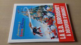 HC Aventures Euro Disney 1992 - Bücher, Zeitschriften, Comics