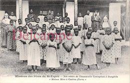 Gabon - Missions Des Pères Du St Esprit - DONGHILA - Immaculée Conception - Maison Mère à CASTRES - Gabon