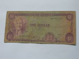 1 One Dollar 1985 - JAMAIQUE - JAMAICA   **** EN  ACHAT IMMEDIAT **** - Giamaica