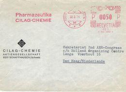 Pharmazeutika Cilag-Chemie 8201 Schaffhausen 1971 - Apotheek
