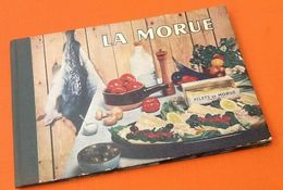 Jacqueline Gérard La Morue La Pêche, Son Traitement, Ses Qualités Alimentaires, Culinaires, Et économiques (1961) - Gastronomie
