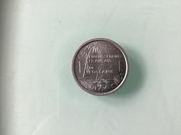 ÉTABLISSEMENTS FRANÇAIS DE L'OCÉANIE - 1 F. 1949 - Monedas