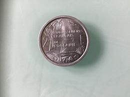 ÉTABLISSEMENTS FRANÇAIS DE L'OCÉANIE - 2 F. 1949 - Monedas