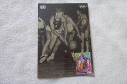 SPORT AND THE ENVIRONMENT ....HELSINKI 1952 - Basketball