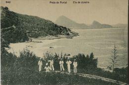 Rio De Janeiro  - Brasil // Praia Do Pontal 19?? - Rio De Janeiro