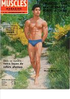 Muscles Magazine N°138 - Body Building -  1966 - Sport