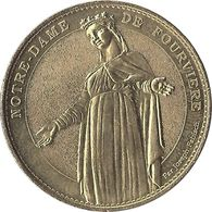 2020 AB109 - LYON - Notre Dame De Fourvière (La Vierge Dorée) / ARTHUS BERTRAND - Arthus Bertrand