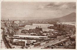 Cartolina - Postcard /  Viaggiata - Sent / Napoli,  Panorama Del Porto - Napoli
