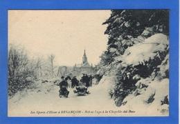 25 DOUBS - BESANCON Les Sports D'hiver, Bob Et Luge à La Chapelle-des-Buis (voir Descriptif) - Besancon