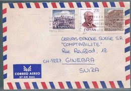 España, 1971, Madrid-Ginebra - 1931-Aujourd'hui: II. République - ....Juan Carlos I