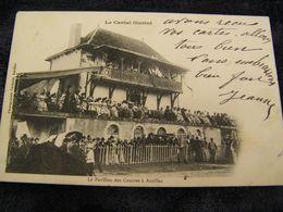 C.P.A.- Aurillac (15) - Hippodrome - Le Pavillon Des Courses - 1904 - SUP - (DI 18) - Aurillac