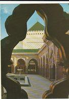 Carte Postale. Maroc. Rabat. Regard Sur La Grande Cour Du Mausolée Mohamed V. Etat Moyen. - Monumentos
