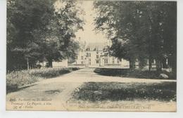 Château De CHILLEAU - France