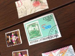 CUBA I PRIMI FRANCOBOLLI 1 VALORE - Timbres