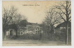 VASLES - La Place - France