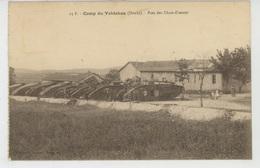 MILITARIA - CAMP DU VALDAHON - Parc Des Chars D'Assaut - Matériel