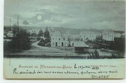 Souvenir De MONDORF-LES-BAINS - Station Mondorf Village - Carte à La Lune - Mondorf-les-Bains