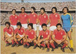 FOOTBALL WORLD CUP 1978 ARGENTINA EQUIPE DE TUNISIE - Soccer