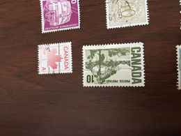 CANADA I PAESAGGI  1 VALORE - Timbres