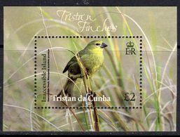 Tristan Da Cunha 2014 Finches Birds MS, MNH, SG 1104 - Tristan Da Cunha
