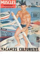 Muscles Magazine N°136 - Body Building -  1966 - Sport