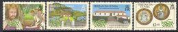 Tristan Da Cunha 2015 800th Anniversary Of Magna Carta Set Of 4, MNH, SG 1132/5 - Tristan Da Cunha