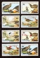 Penrhyn 1985/1990; Animals & Fauna, Birds, Ducks; MNH**, Neuf, Postfrisch; CV 40 Euro; - Penrhyn