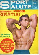 Muscles Magazine Sport & Salute  N°10 - Body Building -  1966 - Sport