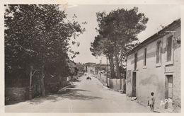 Marseillette (Aude) - Avenue De Béziers - France