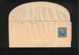 Argentina Interesting Postal Stationery Newspaper Wrapper - Entiers Postaux